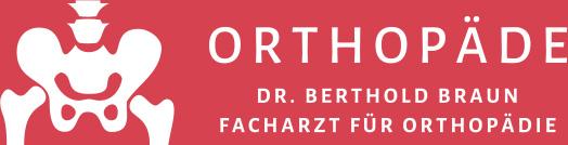Logo von Dr. Berthold Braun - Facharzt für Orthopädie